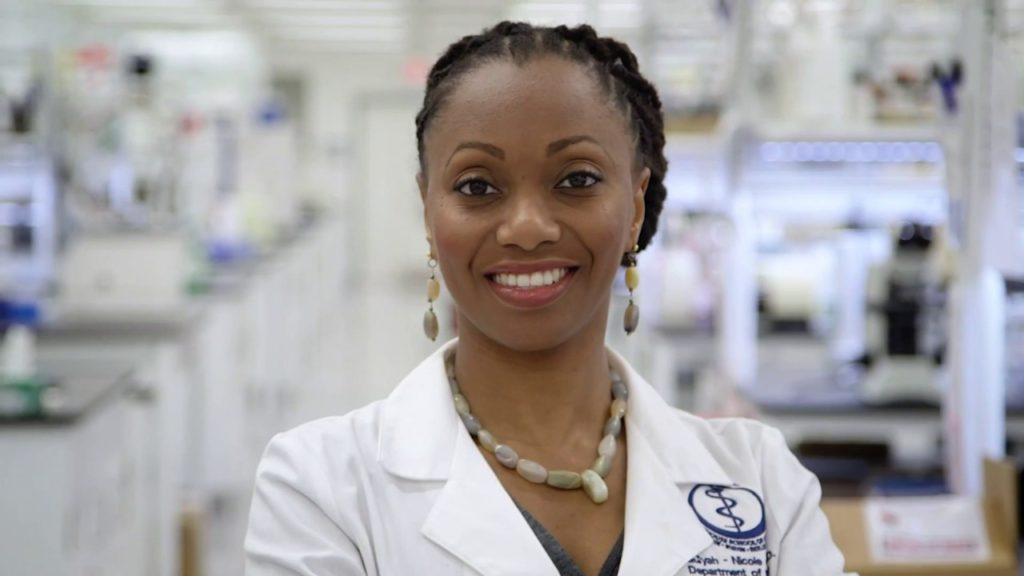 Dr. Hadiyah-Nicole Green Compilation: